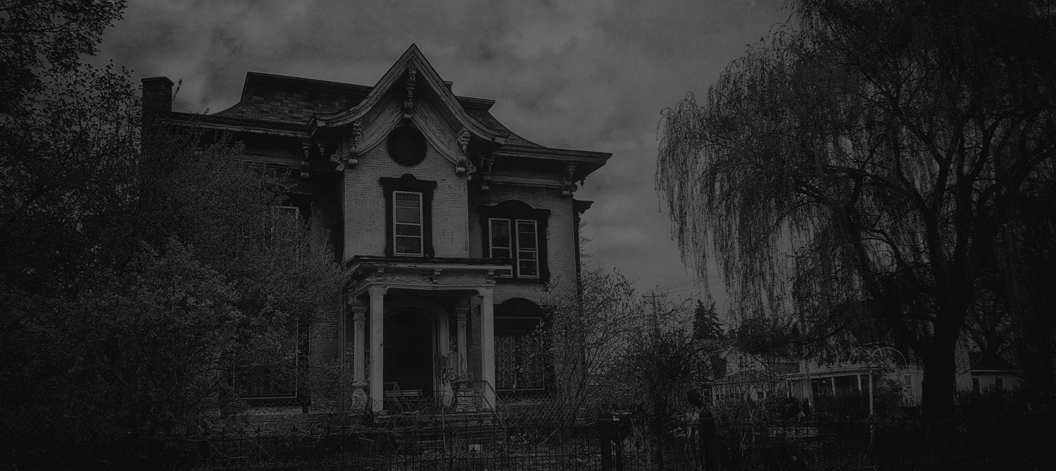 Haunted house in Fond du Lac